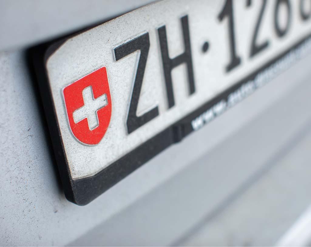 Accès parking par plaque d'immatriculation
